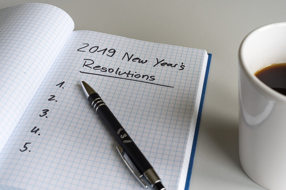 list of career resolutions